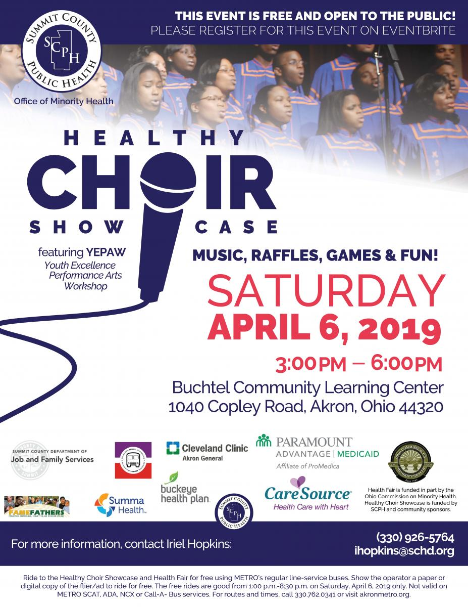 Image_Healthy Choir poster