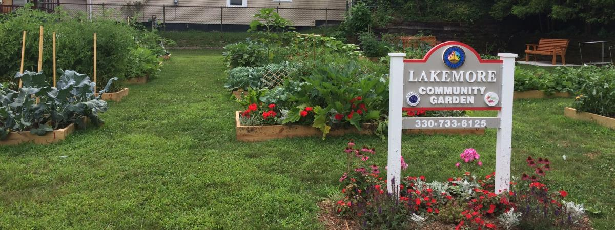 Summit County Public Health Partners With Letu0027s Grow Akron To Expand  Community Gardens Throughout Summit ...