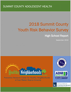 Image_YRBS High School report cover
