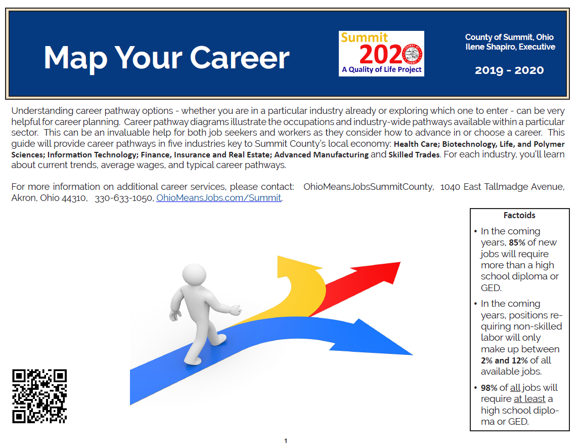 Image_map your career flyer