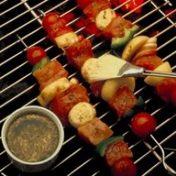 image_kebabs on a charcoal grill